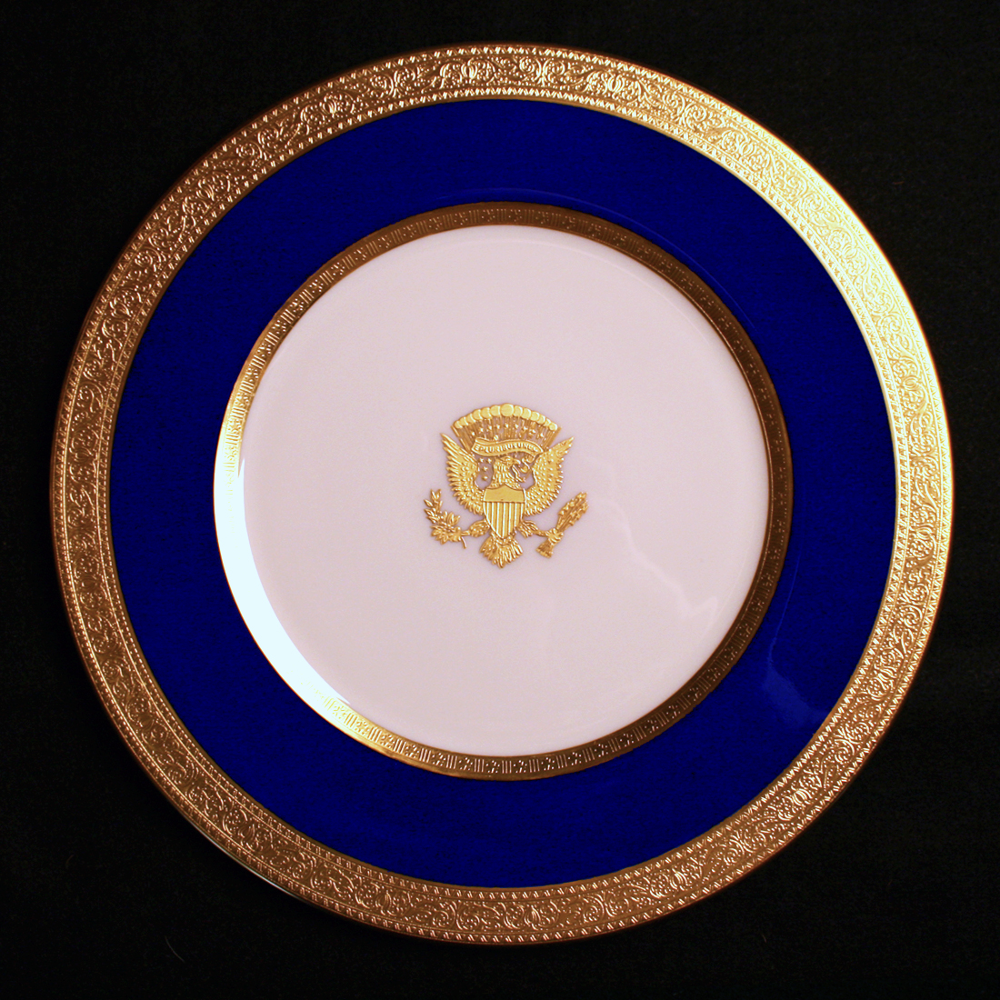 woodrow wilson white house china