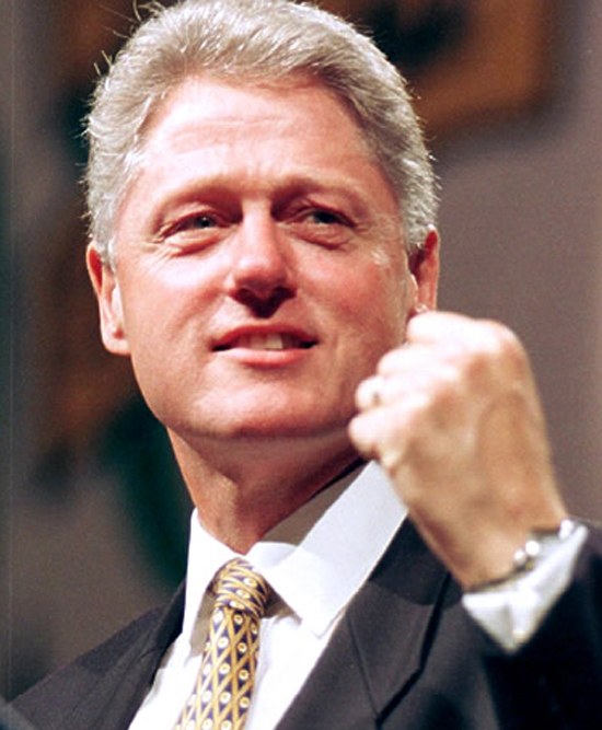 BILL CLINTON STILL IS ACTIVELY INVOLVED IN FINDING SOLUTIONS TO CRITICAL WORLD PROBLEMS - x_bill_clinton