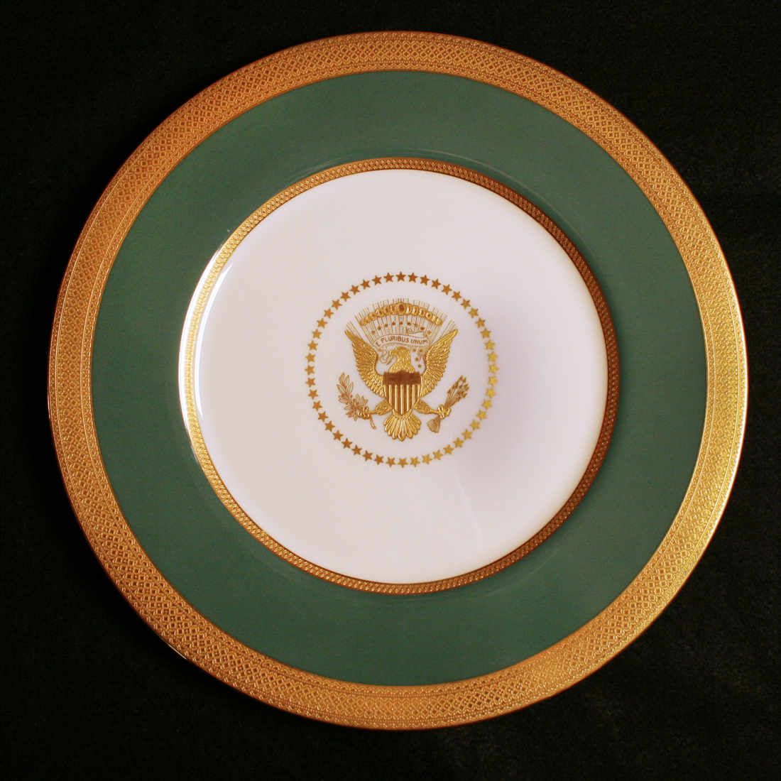 harry truman white house china