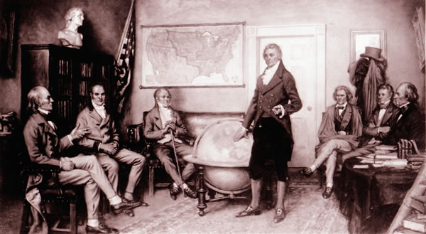 monroe-doctrine-painting-1