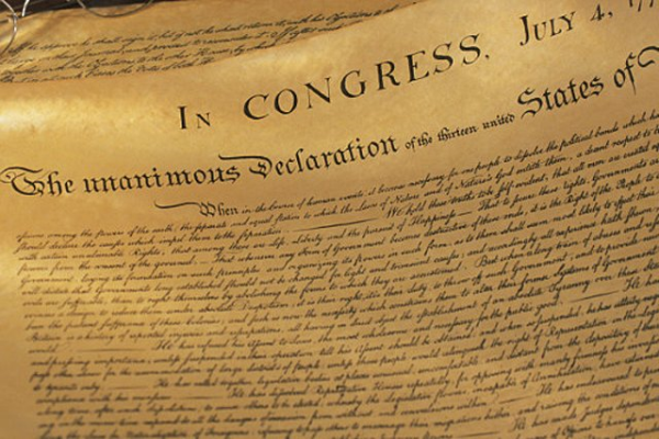 the declaration of independence gave birth to freedom The declaration of independence, constitution and bill of rights, collectively known as the charters of freedom, have guaranteed the rights and freedoms of americans for over 200 years.