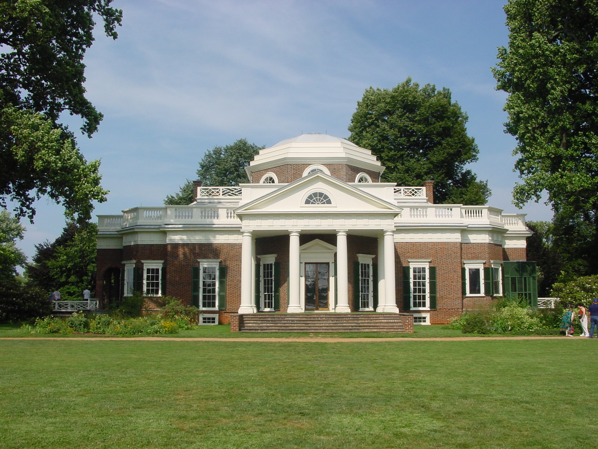 jefferson_-_monticello_Thomas_Jeffersons_Monticello_Estate