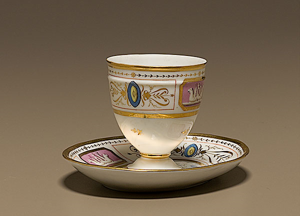 John Quincy Adams White House China