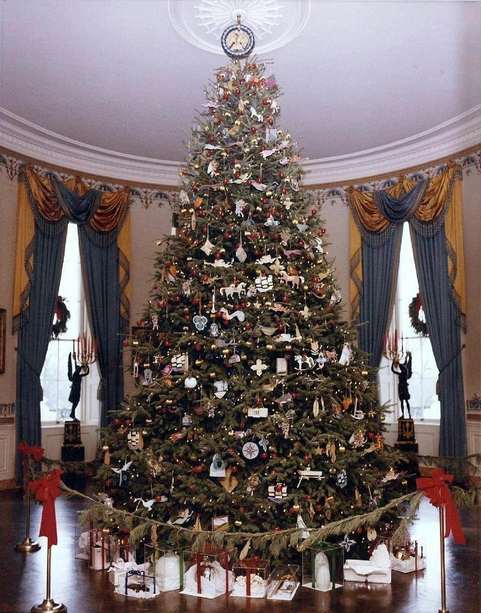 Blog for How did the christmas tree tradition start