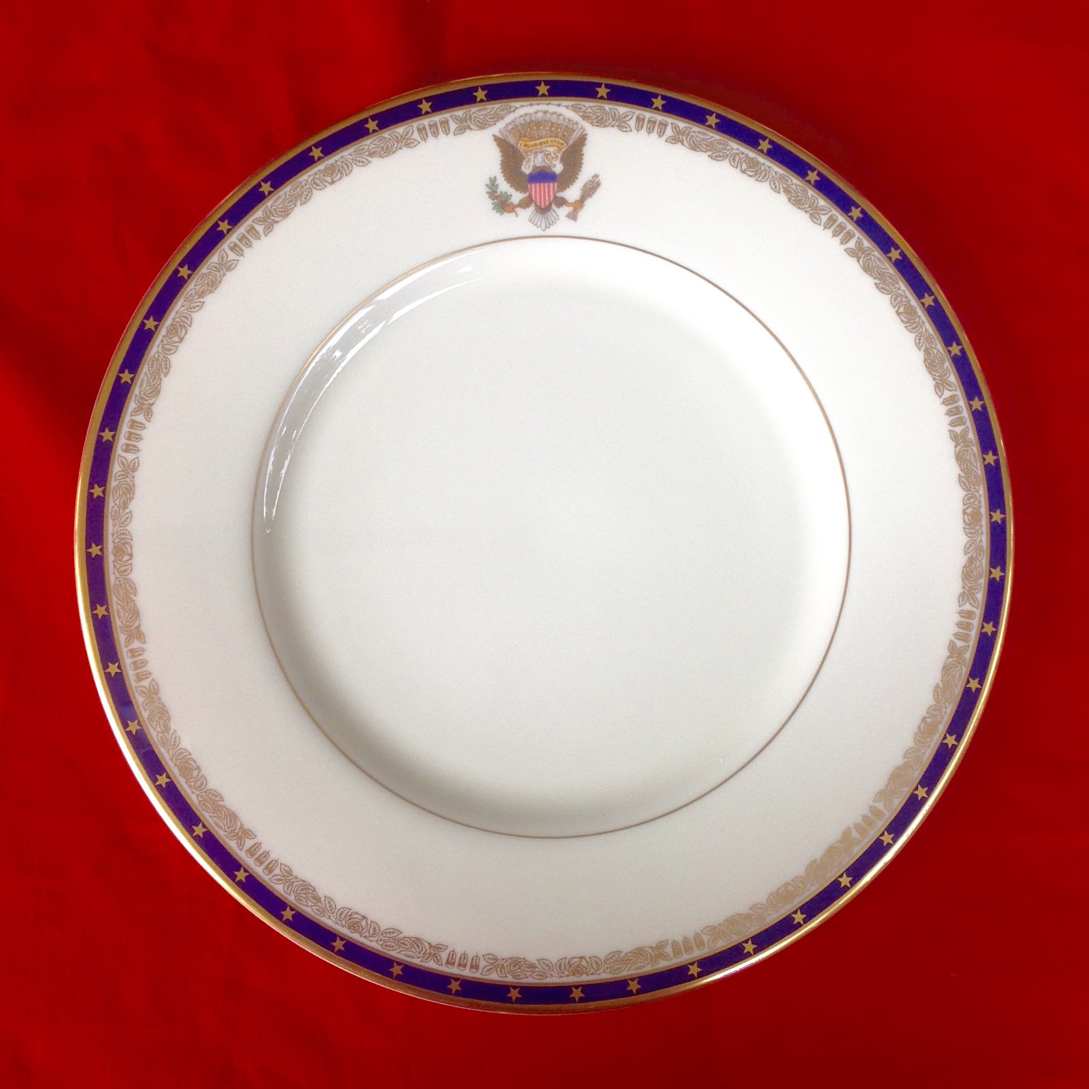 fdr official white house china