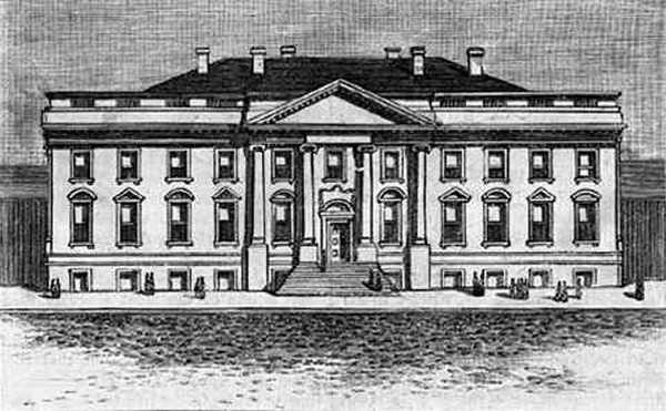 white-house-etching