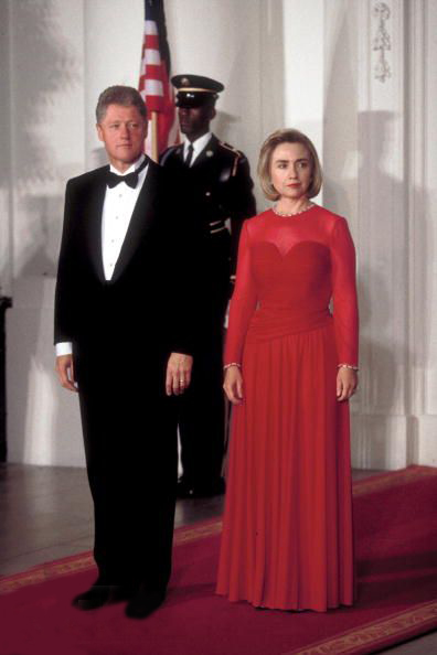 bill clinton and hillary rodham clinton,william jefferson clinton, the raleigh degeer amyx collection,