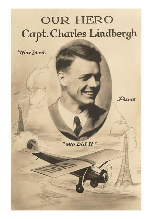 charles lindbergh|lucky lindy|the spirit of st. louis|the raleigh degeer amyx collection|the american heritage collection|the raleigh degeer amyx collection|