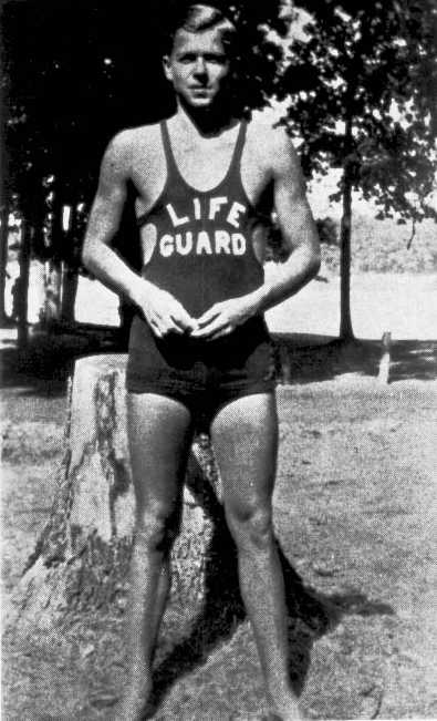 ROANLD REAGAN LIFEGUARD|RONALD REAGAN|