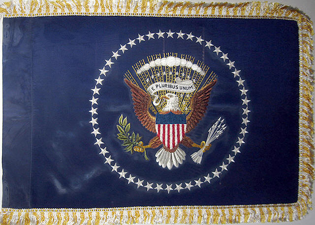 presidential limousine flag,the collection of raleigh degeer amyx,presidents flag,