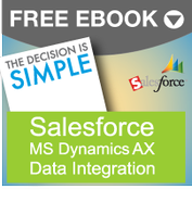 Salesforce - MS Dynamics AX Data Integration Solution