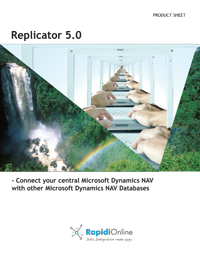 Download the Replicator 5.0 Product Sheet