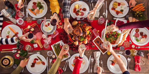 5 tips to a celebration-worthy Christmas table