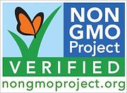 Non-GMO Project Verified Seal