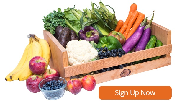Sign Up for Organic Produce Delivery