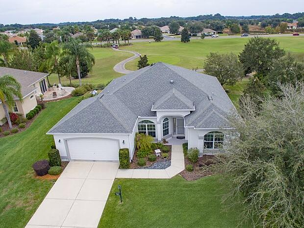 hop on your golf cart to these homes for sale in the villages