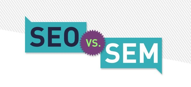 Know the Difference Between SEO and SEM