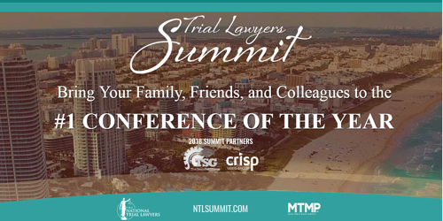 National Trial Lawyers Summit 2019