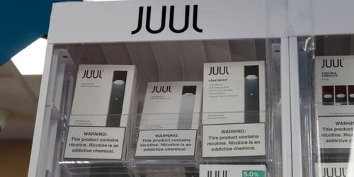growing JUUL e-cigarette mass tort litigation