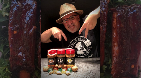 Member Spotlight: Uncle Rick's Secret Recipe