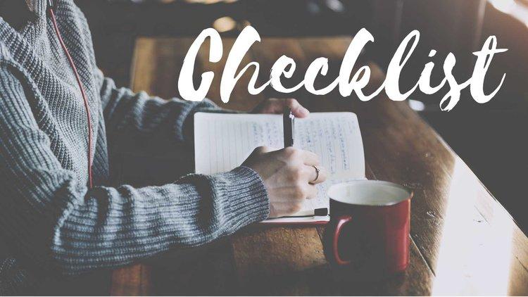 basic+interview+checklist