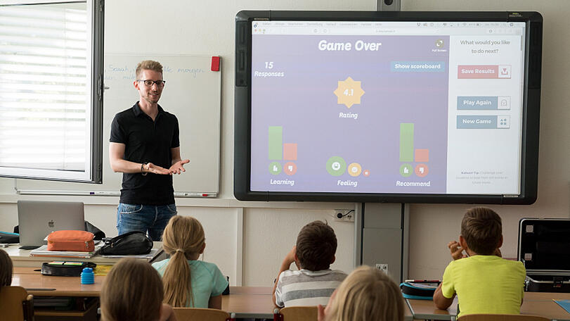 smart classrooms technology is transforming learning and teaching methods