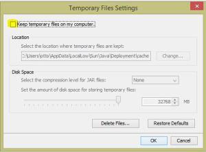 How to Fix Java Applet Error in Citrix Netscaler GUI
