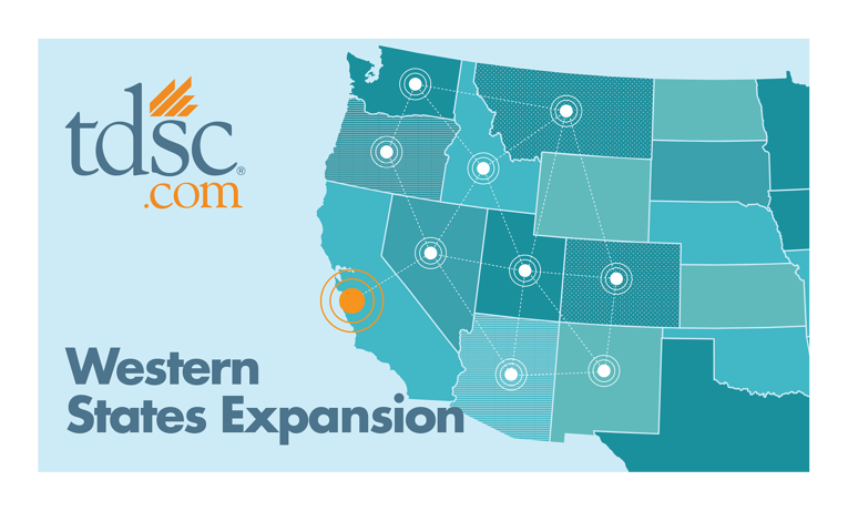 TDSC Western-states expansion gains media coverage