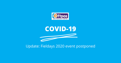 Fieldays 2020 Postponed