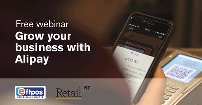 Webinar: Grow your Business with Alipay