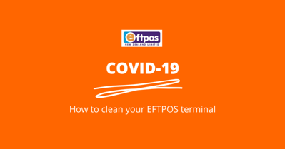 How to Clean and Disinfect your EFTPOS Terminal