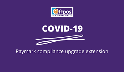 Paymark compliance upgrade extension