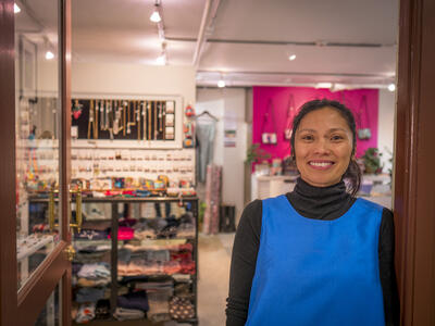 Customer Story: Rosalyn Vitualla of Missy's Room