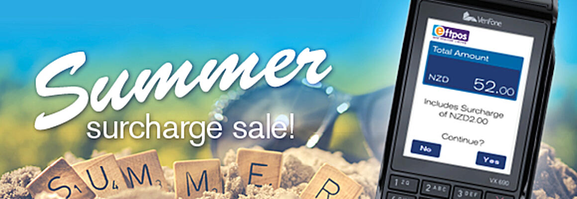 summer surcharge sale