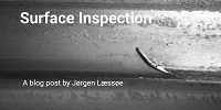 What is surface Inspection?