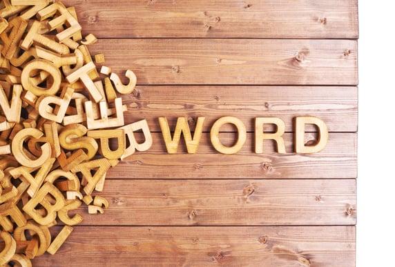 shutterstock-word