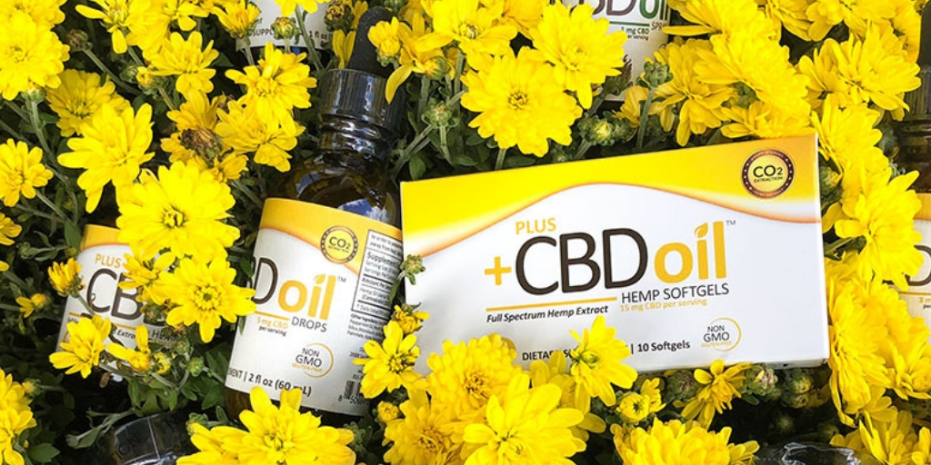 Business Creates Buzz with CBD Oil - And It's Flying Off Shelves