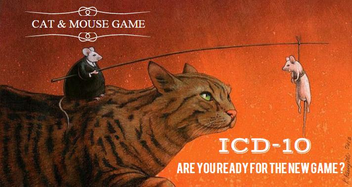 October 1, 2015. ICD-10: Game On