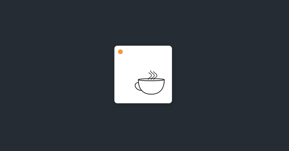 coffee-sensor