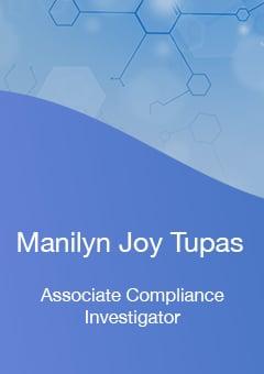 PCT - Meet the Team Icon - Manilyn Joy Tupas