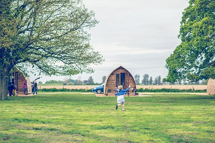 Lovely Lincolnshire Glamping - Main Image