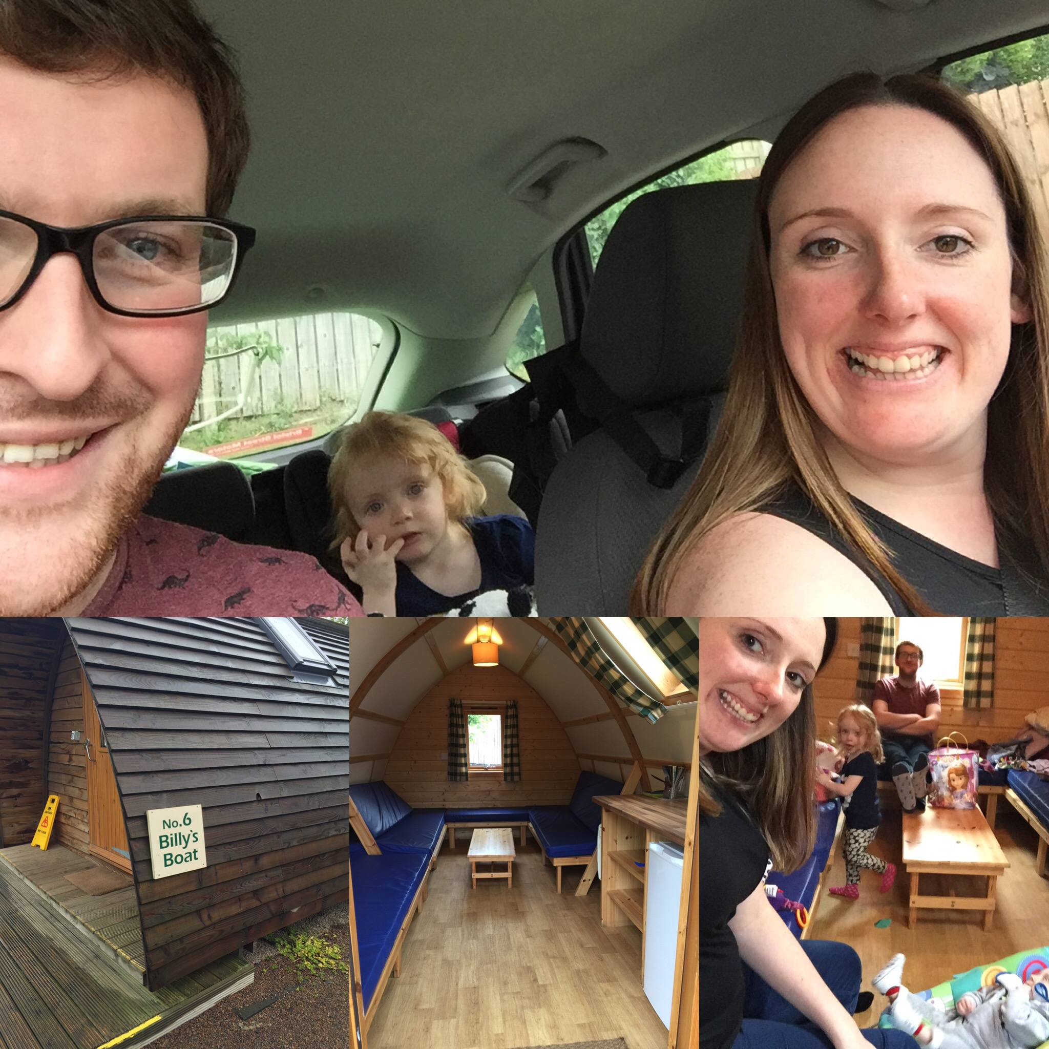 Guest Blog - A first time in a Wigwam - Main Image