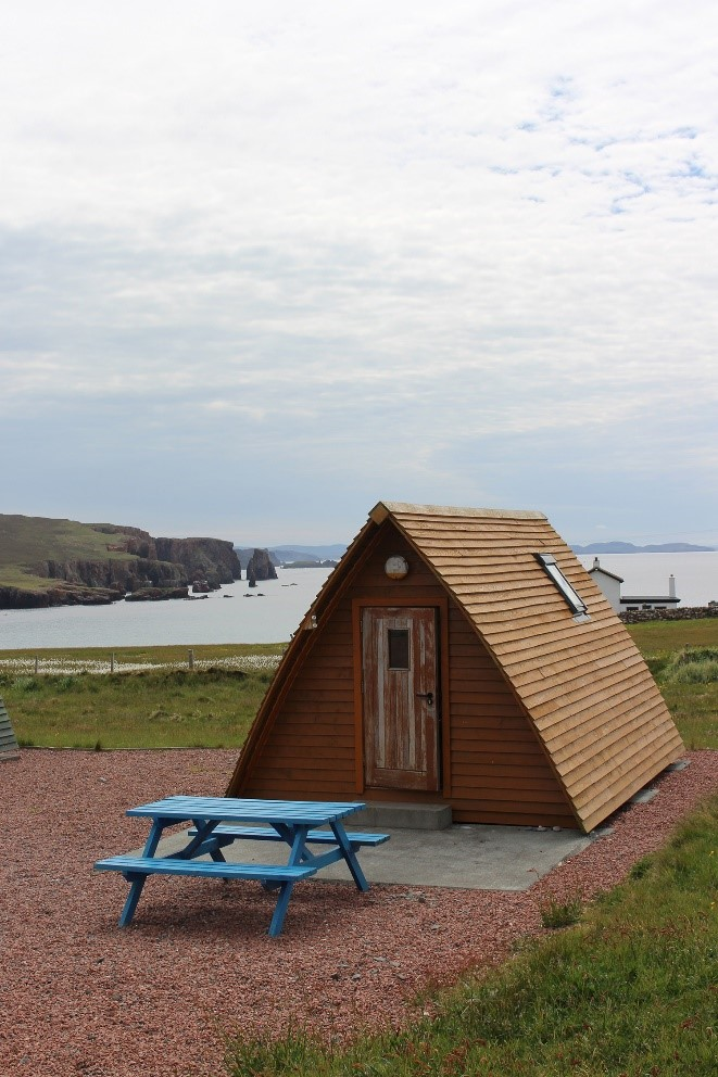 Holidays at home - a night in a Wigwam - Main Image