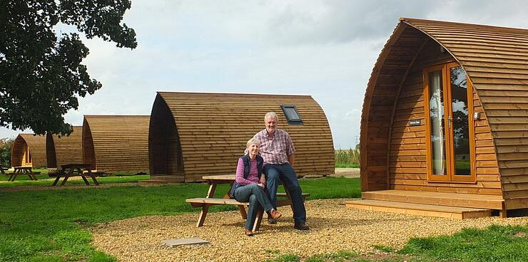 Guest Blog - Glamping in Lincolnshire - Main Image
