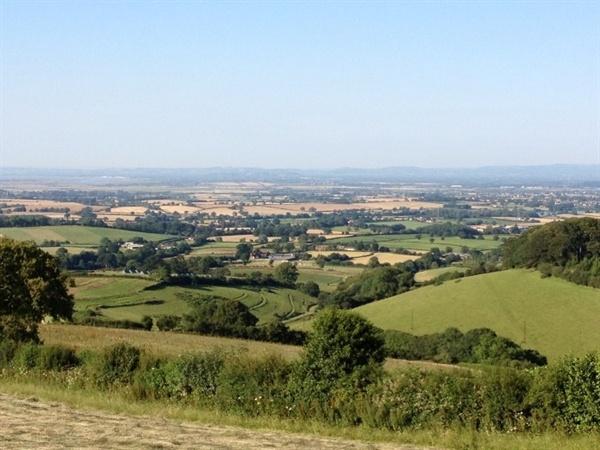 Destination Spotlight - Glamping in Somerset - Main Image