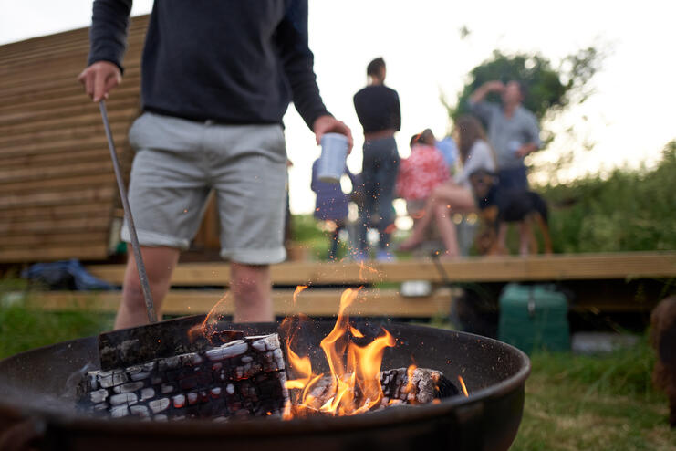 Essential Camping Safety Tips For Your Next Glamping Break - Main Image