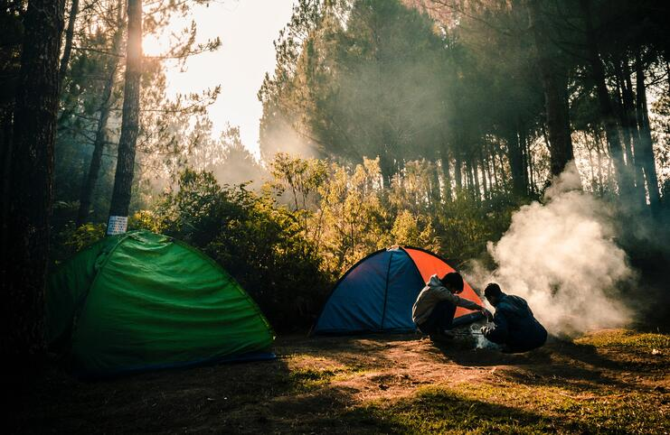 17 Camping Hacks To Make Your Next Staycation Even Better - Main Image