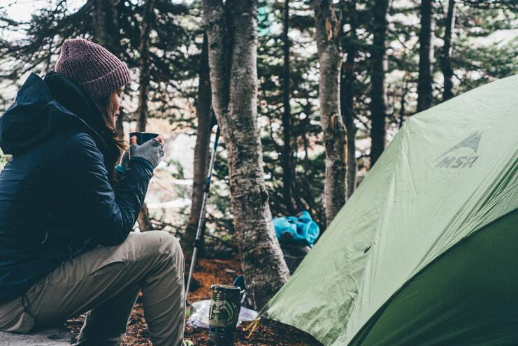 First Time Camping? Here's What You Need To Know - Main Image
