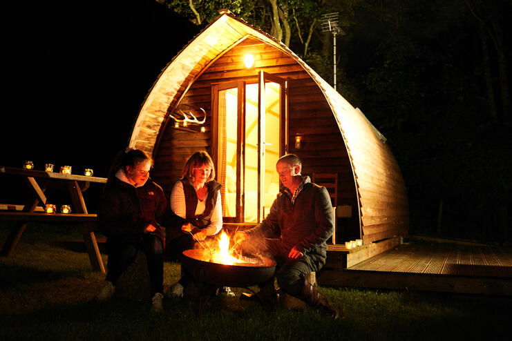 Camping & Glamping Gift Vouchers - Main Image