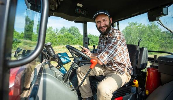 Quel est le lien entre le pneu agricole et la santé des agriculteurs?